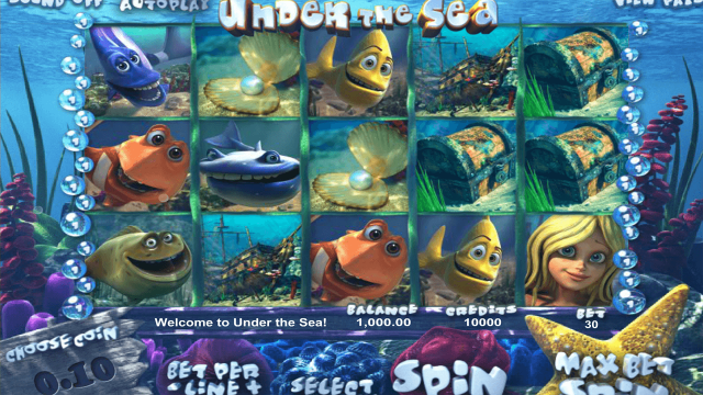 Under the Sea 1