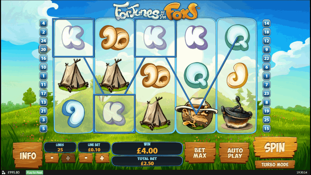 Foxy Fortunes 3