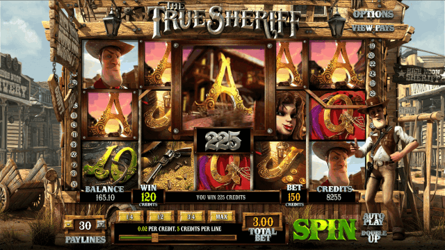 True Sheriff 10