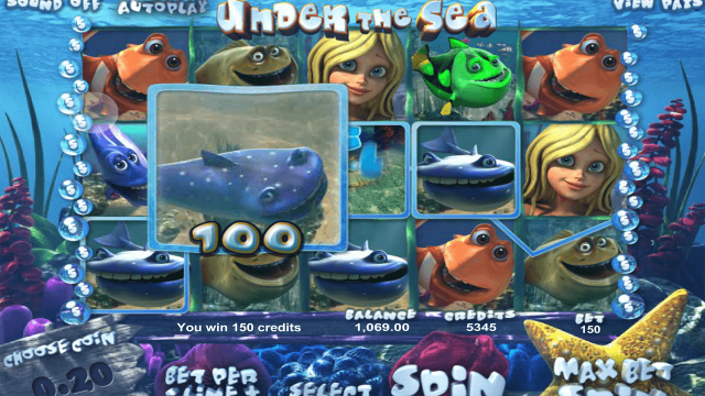 Under the Sea 6