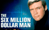 Азартные игры The Six Million Dollar Man